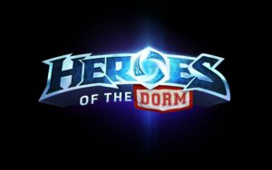 Hereoes of the Dorm logo