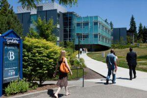 Bellevue College S Building