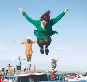 Performers in 'La La Land'