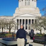 OLS Bellevue College Student Testifies for Legislative Bill