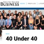 BC Alum Named One of '40 Under 40' by South Sound Business
