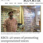 KBCS Featured in the Bellevue Reporter