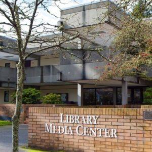Bellevue College library