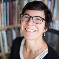 Poet Martha Silano