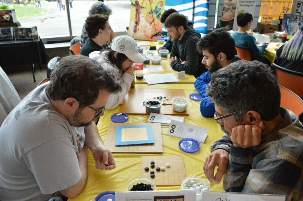 Board game GO
