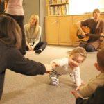 Bellevue College serve Eastside families through parent-infant classes