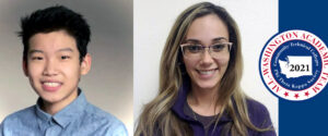 Two BC Students Named to All-Washington Academic Team