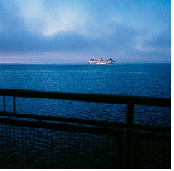 Ferry _on water