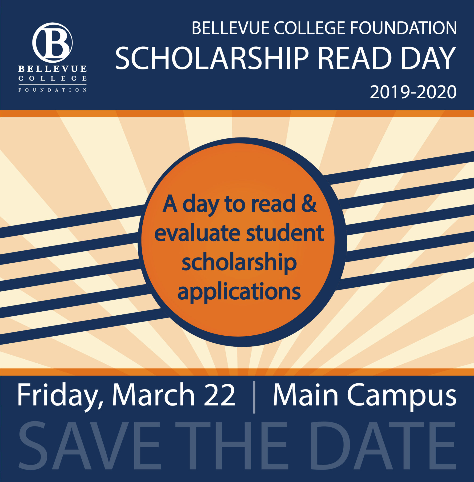 BCF Reads 2019 Scholarship Read Day event