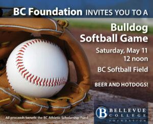 Bulldog Softball Game