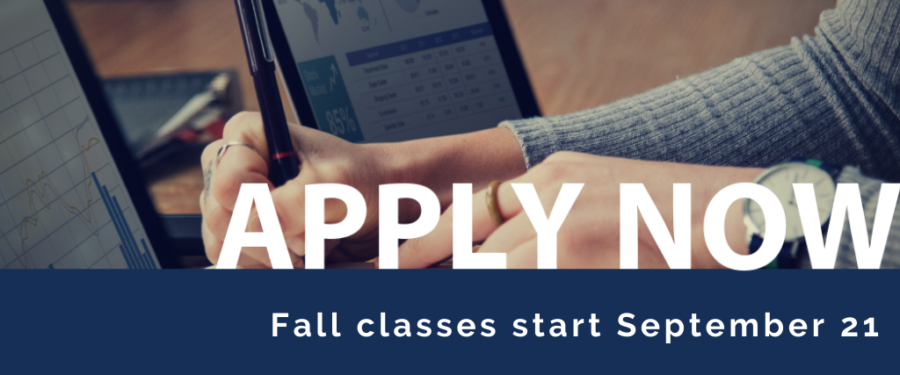 Apply Now Fall 2020