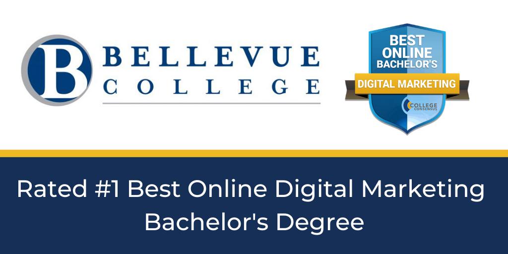 Best Online Digital Marketing Bachelor Degree