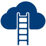 Ladder into the Clouds Icon