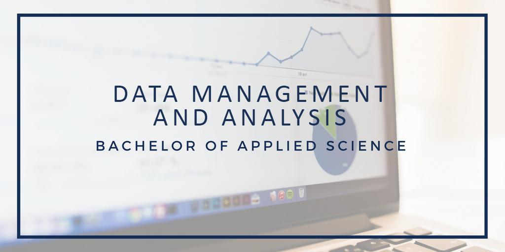 Data Management & Analysis BAS image