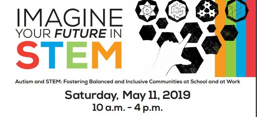 Imagine Your Future In Stem click image for accessible text