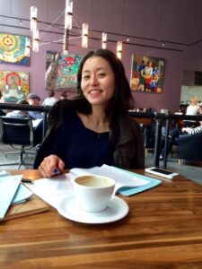 Hyesu Park, Ph.D. Picture