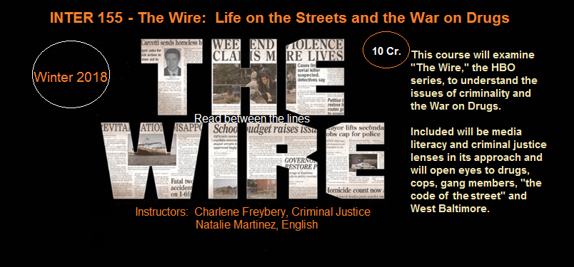 IDS 155, The Wire