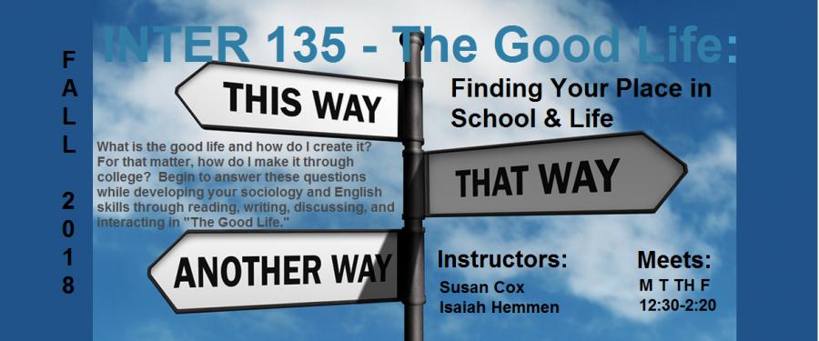 INTER 135 - The Good Life