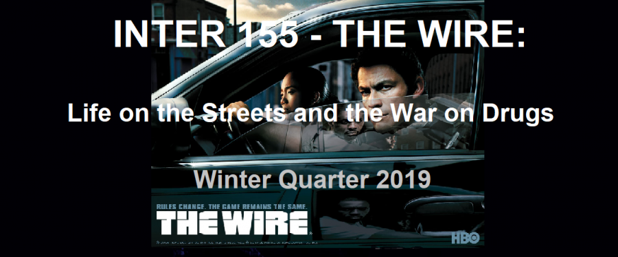 The Wire IDS Class flyer