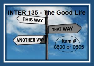 The Good Life flyer