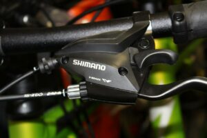Bike close up