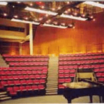 Carlson Theatre seating