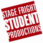 Stage Fright Student Productions Logo
