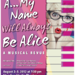 A...My Name will Always be Alice Poster