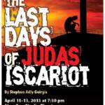 Last Days of Judas Iscariot Poster