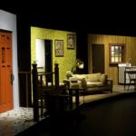 The Shadow Box scene set