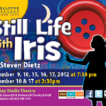 Still Life with Iris Poster