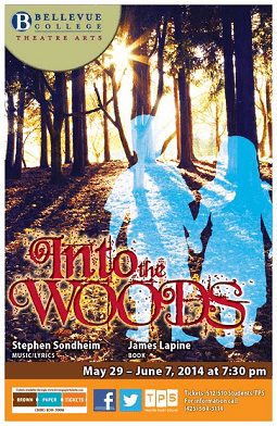 Into the Woods Performance Flyer