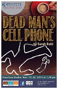Dean Man's Cell Phone Performance Flyer