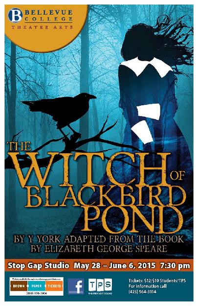 Witch of Blackbird Pond Poster