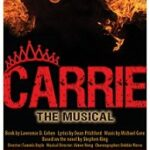 Carrie Performance Poster