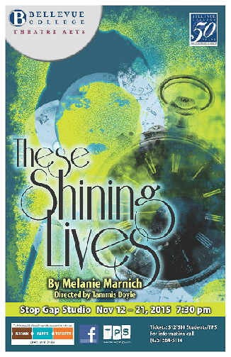Poster of These Shining Lives