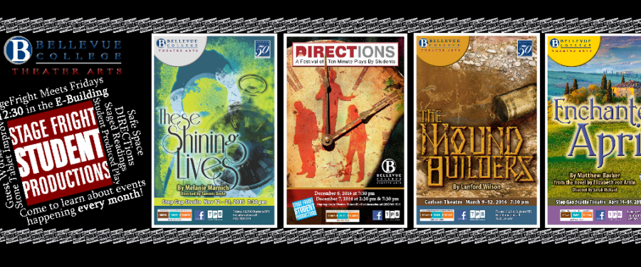 2015-2016 drama production posters