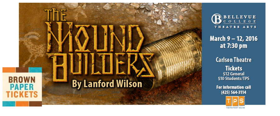 The Mound Builders Poster