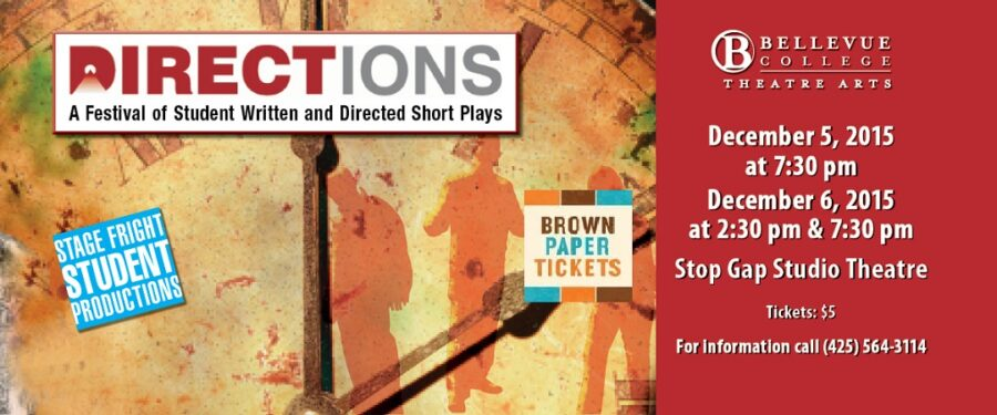 Directions festival flyer