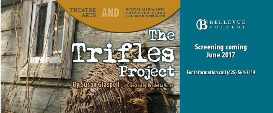 The Trifles Project flyer
