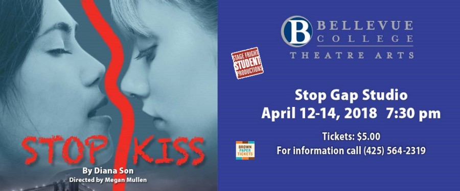 Stop Kiss flyer