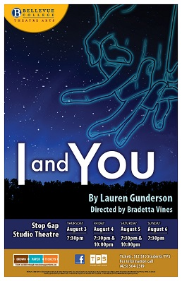 I and You Flyer