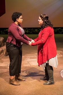 Antigone Scene with Ismene and Antigone