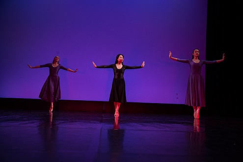 Jazz Dance Performance