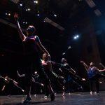 Jazz Dance group performance