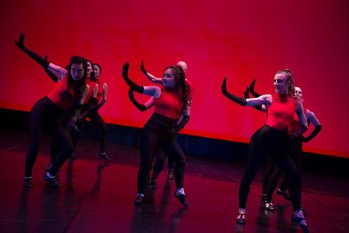 Jazz group performance