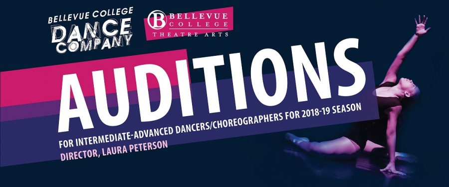 BCDC Audition flyer