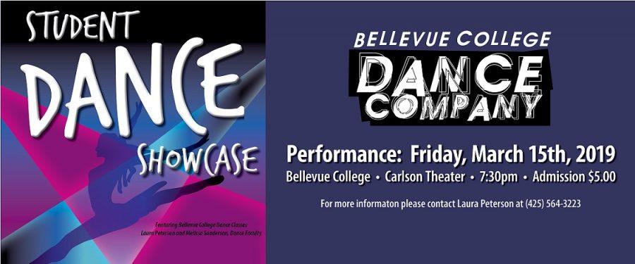 Bellevue College Dance Company Performance