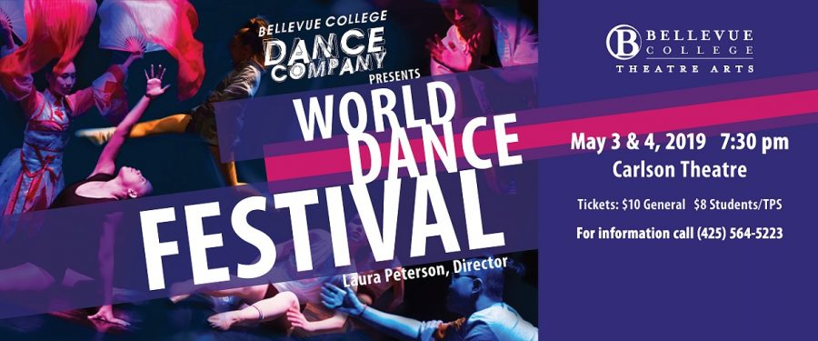 BCDC World Dance Festival flyer
