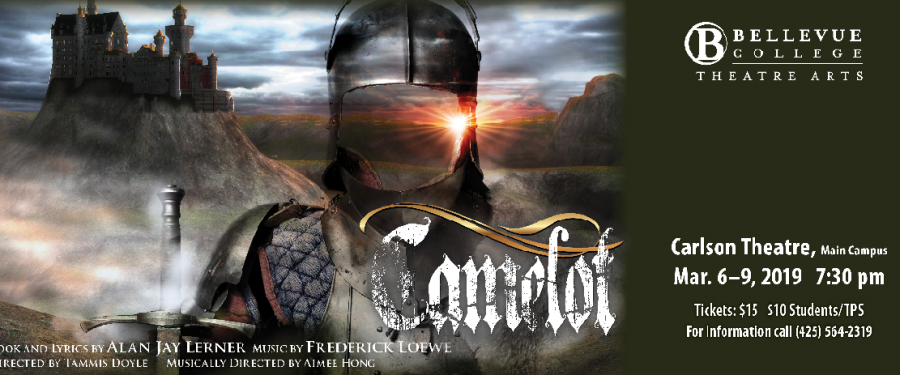 Theatre Performance Camelot